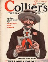 1925 Colliers September 12 - Royal Canadian Mounted Police; Octavus Roy Cohen