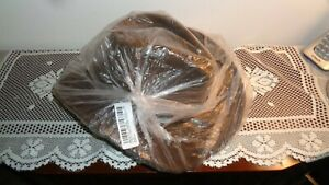 Silverado Rattler Brown Serpent Large 7 3/8 100% Crushable Wool Cowboy Hat NEW