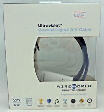 WireWorld Ultraviolet Digital Coaxial 2 meter