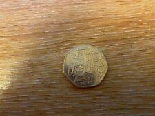 50p Coin 2006 VC Victoria Cross 150th Anniversary circulated