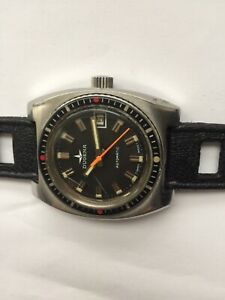 Vintage Dugena Diver Automatic Herrenuhr