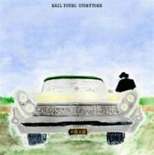 NEIL YOUNG: Storytone 2014 2-CD set digipak with booklet