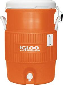 Water Cooler Beverage 5-Gallon Heavy-Duty Pour Dispenser Sports Work Party New