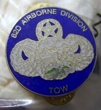 82nd AIRBORNE DIVISION TOW PIN NOS