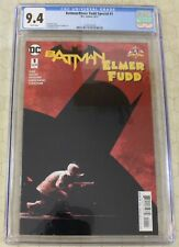 BATMAN/ELMER FUDD SPECIAL #1 CGC 9.4  (2017) (DC Comics)!!