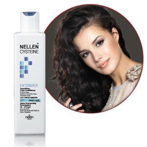 Nellen Anti-Frizz Conditoner with Keratin · Salt, Paraben & Sulfate-free
