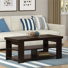 Ameriwood Home Jensen Coffee Table 3 level coffee table - Espresso