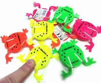 JUMPING FROGS TIDDLYWINKS BOYS GIRLS LOOT PINATA BIRTHDAY PARTY BAG FILLERS UK