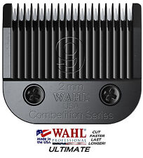 WAHL ULTIMATE COMPETITION Pet Grooming #9 BLADE*Fit Most Oster,Andis Clippers