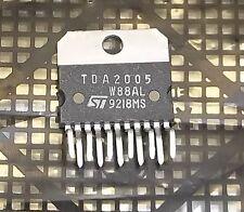 Blaupunkt 10W Dual Channel 11-Pin Audio Output IC TDA2005 8905901626 NIB