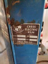 New listing Cress Kiln Electric Kiln (large)