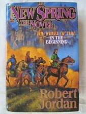 Wheel of Time: New Spring by Robert Jordan 2004 Hardcover Revised 1st Edition