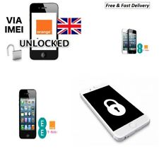 ORANGE/EE/T-MOBILE UK Network iPhone 3G 3GS 4 4S 5 5C 5S 6 6+ 6S 6S+ 7 7+ Unlock