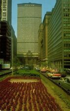 NEW YORK, N.Y., The Pan Am Building, Cars (1950s)