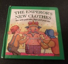 The Emperor's New Clothes (Picture Books)-ExLibrary With Pull Tabs & Pop Ups
