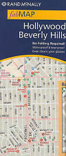 Rand McNally fabMap Hollywood Beverly Hills (Rand McNally fabMAP Hollywood and B