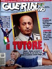 Guerin Sportivo 47 1997 Cristina Quaranta - Di Stefano vs Pelè - Milan N [GS.33]