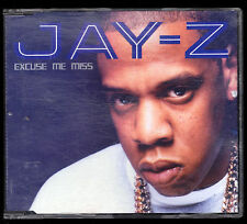 JAY-Z CDs EXCUSE ME MISS