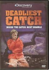 DEADLIEST CATCH - INSIDE THE CATCH; BEST BRAWLS (FIGHTS) DVD