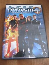 FANTASTIC FOUR DVD  FRENCH & ENGLISH