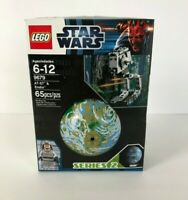 LEGO Star Wars Set 9679 AT-ST w/Driver Endor Planet Series 2 New NISB