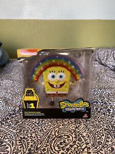 Spongebob Squarepants Masterpiece Meme Collection Imagination Rainbow Figure