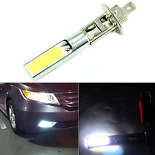 Super bright H1 LED Fog Lights Xenon 6000K White COB LED Bulbs DRL Driving Lamps