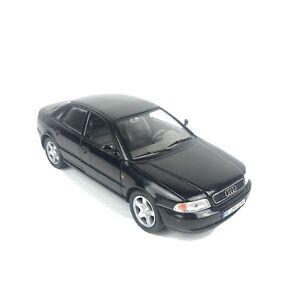 G LGB 1:24 Scale 2009 Black Audi A4 B8 V6 TFSI Welly Diecast Model Car