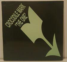 Crocodile Mark - The One 12' Vinyl Record 33rpm BOY-151 Boy Records