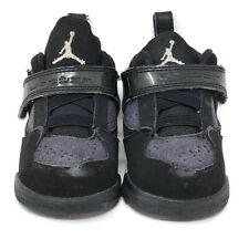 Nike Jordan Flight 45 TD Toddler Size 4C 364759-012 Black