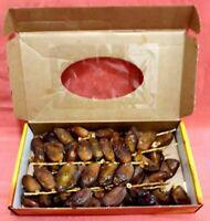 4 x 1 Kg Datteln Deglet Nour aus Tunesien Palmenfrucht Dattel Vegetarisch Vegan