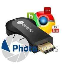 Google Chromecast WiFi HD Digital USB TV Stick Media Player Streamer HDMI Dongle