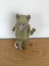 Mcdonalds happy meal toy Kylie Mole from the film Fantastic Mr Fox