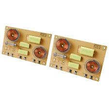 Pair Eminence PXB2:5K0 2-Way Speaker Crossover Board 5,000 Hz