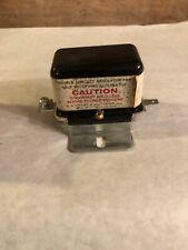 Vintage Niehoff AL-169 Voltage Regulator For Various 1967-1969 Chrysler Dodge