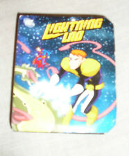 "MCDONALD'S 2007 DC COMICS LEGION OF SUPERHEROES LIGHTNING LAD  3"" ACTION FIGURE"