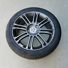 "Polaris Slingshot Factory OEM Right Front 17"" Wheel & Kenda 205/50z-r17 Tire"