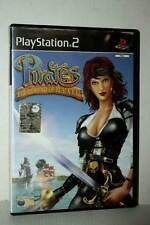 PIRATES THE LEGEND OF BLACK KAT GIOCO USATO PS2 VERSIONE INGLESE RS2 45635