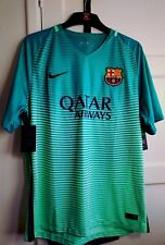 Nike Barcelona 2016 L officia Football Shirt 776854 388  official jersey t-shirt