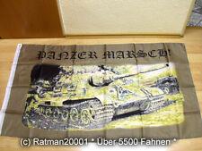 Fahnen Flagge Deutsches Reich Panzer Marsch - 90 x 150 cm