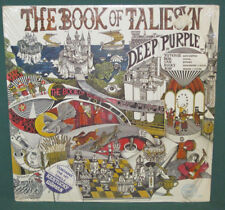 Deep Purple Book Of Taliesyn LP T-107 Hype Sticker PROMO Original 1968 NM