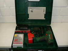 Bosch Akkuschrauber PSB 14,4 VE-2 mit Schlagwerk, Koffer, Ladegerät, Zubehör