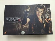 Hot Toys MMS 139 Resident Evil Bio Hazard Afterlife Alice Milla Jovovich NEW