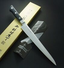 Tojiro DP Cobalt Alloy by 3-Layers VG10 Carving Knife 240mm F-805 Sujihiki Japan