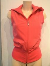 Lyle And Scott Womens Club Windproof Vest Bright Rose in Small      G5