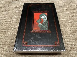 NEW Image The Walking Dead Hardcover Red Foil Compendium Volume 1 by Kirkman OOP