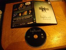 Lights Out (DVD, 2016, Canadian)