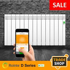 Rointe D Series DIW1430RAD - Delta 1430w Oil-Filled Electric Radiator & Wifi