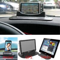 Universal Antideslizante Coche Soporte Tablero Salpicadero Para GPS Movil Tablet
