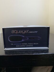 Aquage by BabylissPro The Advanced Thermal Paddle Brush AQ153 Brand New in Box
